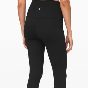 Wunder under black high -rise leggings 12